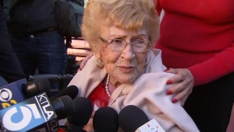 La mujer mexicana que votó por primera vez en una elección nacional de Estados Unidos a los 102 años