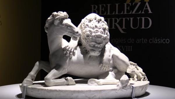 Belleza y Virtud en el Museo Nacional de Antropología
