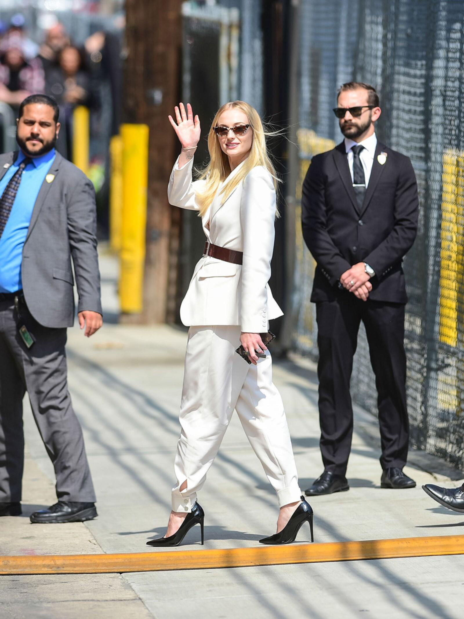 'Jimmy Kimmel Live' TV Show, Los Angeles, USA - 04 Jun 2019