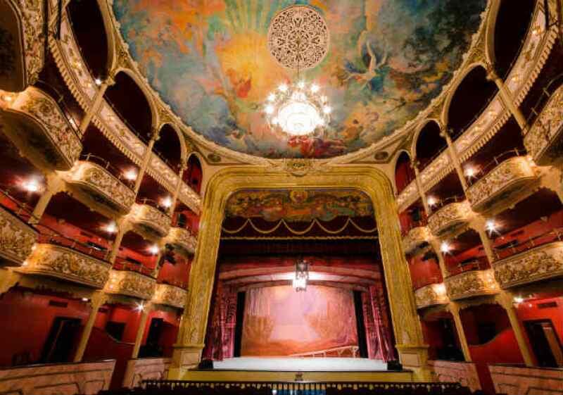 Teatro Nacional Panamá