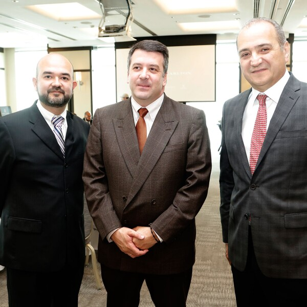Presentación del primer Ritz-Carlton en la Ciudad de México