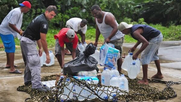 Ayuda humanitaria - Venezuela
