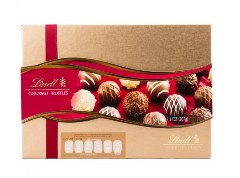 Trufa de chocolate de Lindt