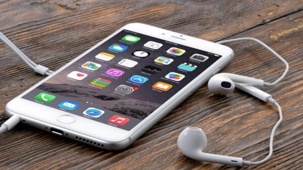 Smartphone (Shutterstock)