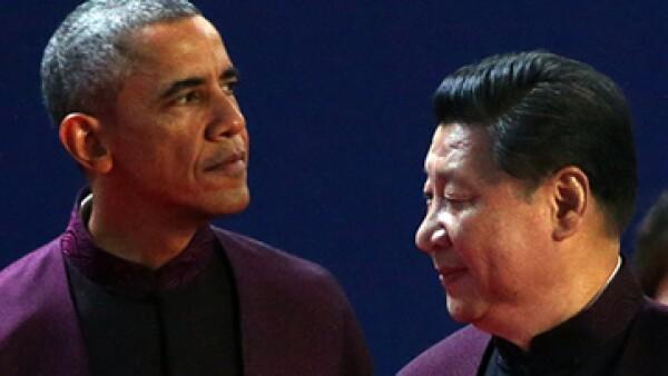 Obama ha reclamado al Gobierno de Xi Jinping el presunto espionaje militar chino a empresas de EU. (Foto: Getty Images)