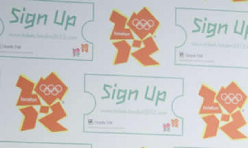 El tema de la impresión es la polémica más reciente en torno a los boletos en los Juegos de Londres. (Foto: AP)