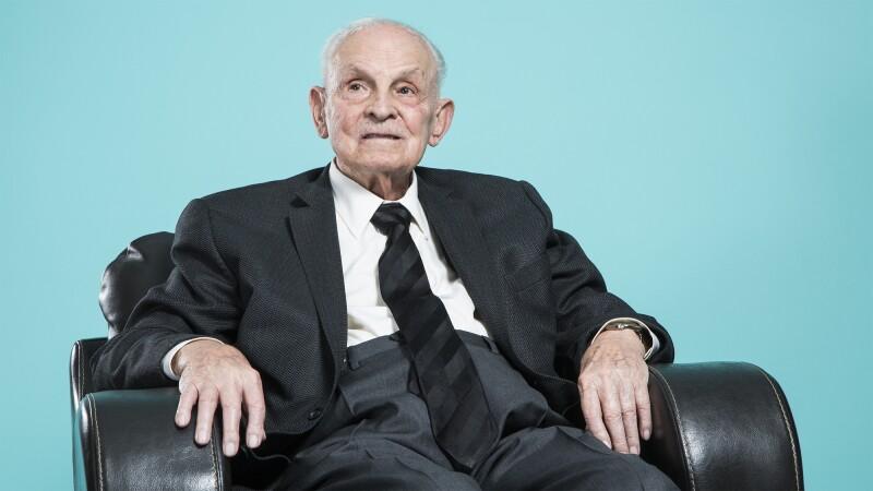 Lorenzo Servitje, fundador de la panificadora más grande del mundo, alabó la labor de Josefina Vázquez Mota en la SEP. (Foto: Rodrigo Terreros)
