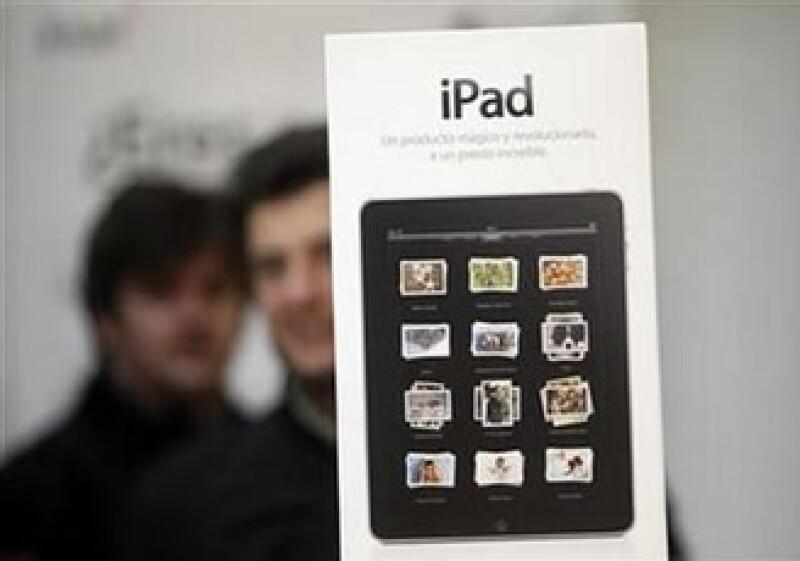 Aunque AT&T es la empresa que brinda la red 3G para la iPad, un módem externo también puede dar el servicio de Internet. (Foto: Reuters)