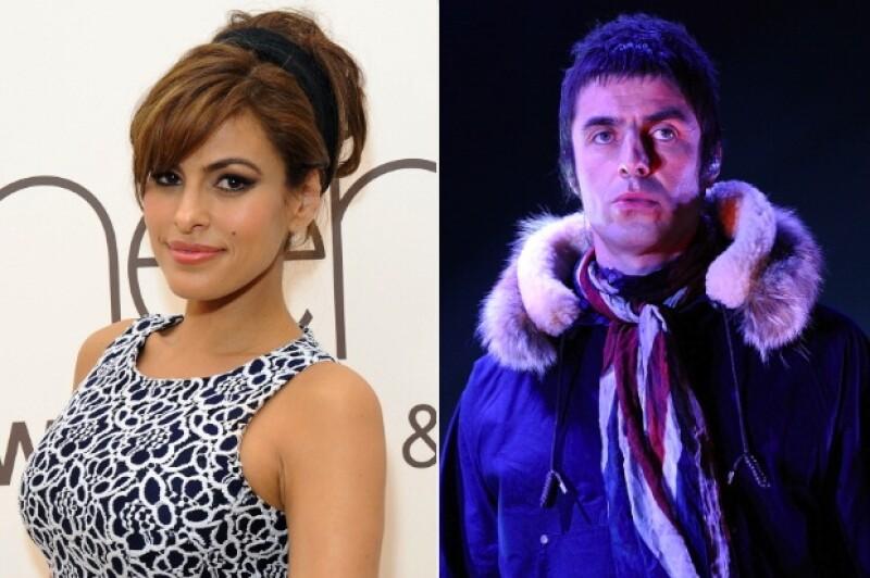 La actriz asegura que uno de sus mejores días fue cuando conoció a su ídolo, Liam Gallagher.
