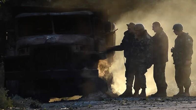 ataques en ucrania