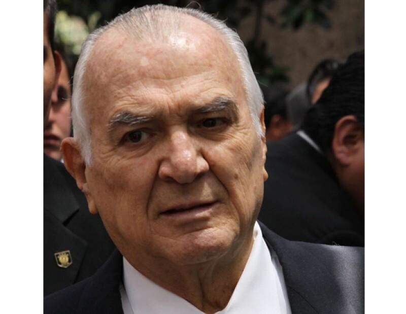 Miguel De la Madrid Hurtado falleció a los 77 años de edad.