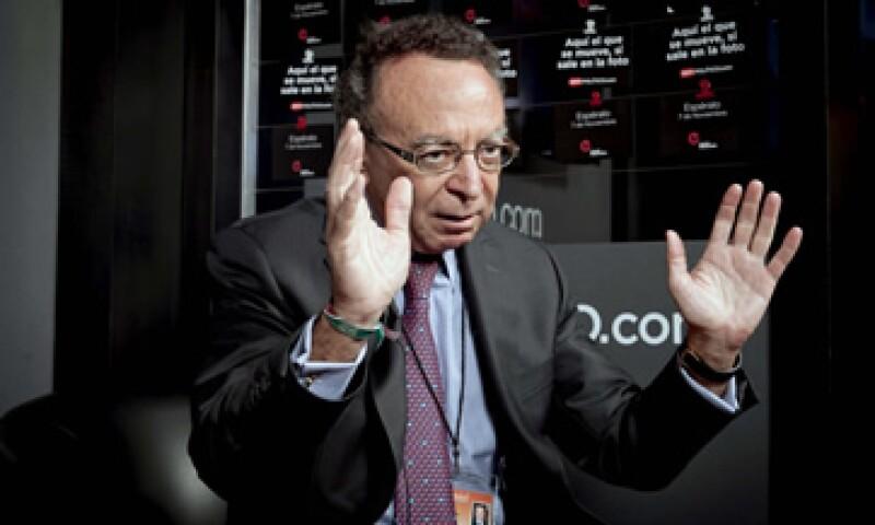 """Guillermo Ortiz dijo que """"hay que destetar al sistema fiscal de la operación de Pemex"""". (Foto: Alfredo Pelcastre / Mondaphoto)"""