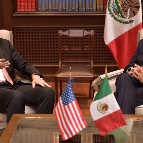 Clinton y Peña 3