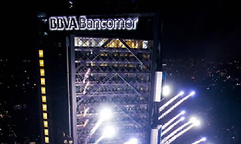 El edificio se ubica en Paseo de la Reforma 510, será la sede de BBVA Bancomer. (Foto: Cuartoscuro )