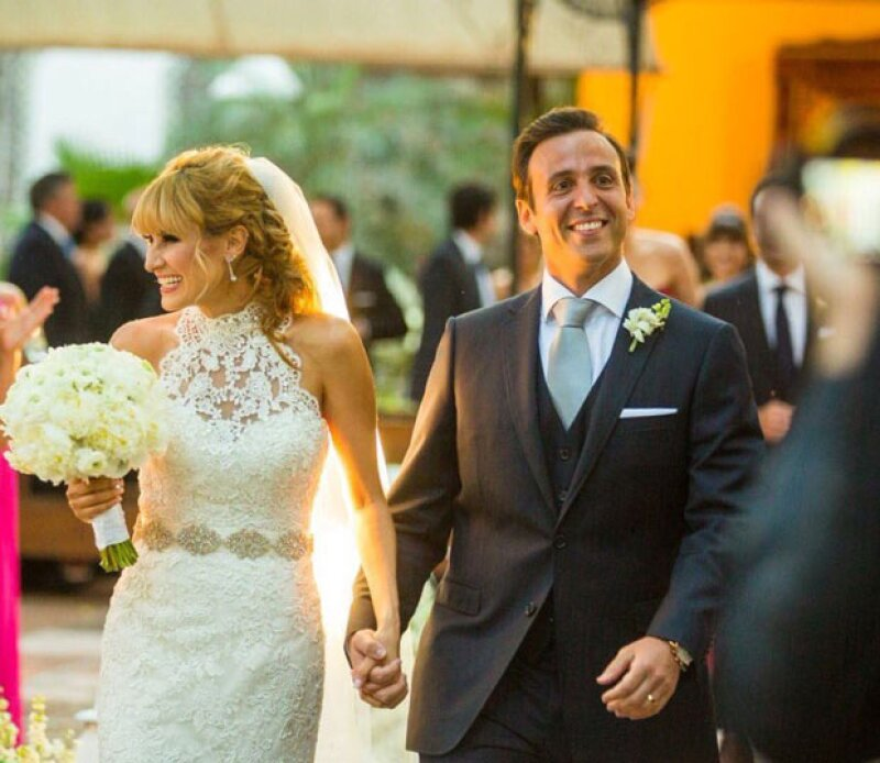 La pareja disfrutará de su luna de miel en un crucero por Singapur y posteriormente se instalarán en Houston, Texas.