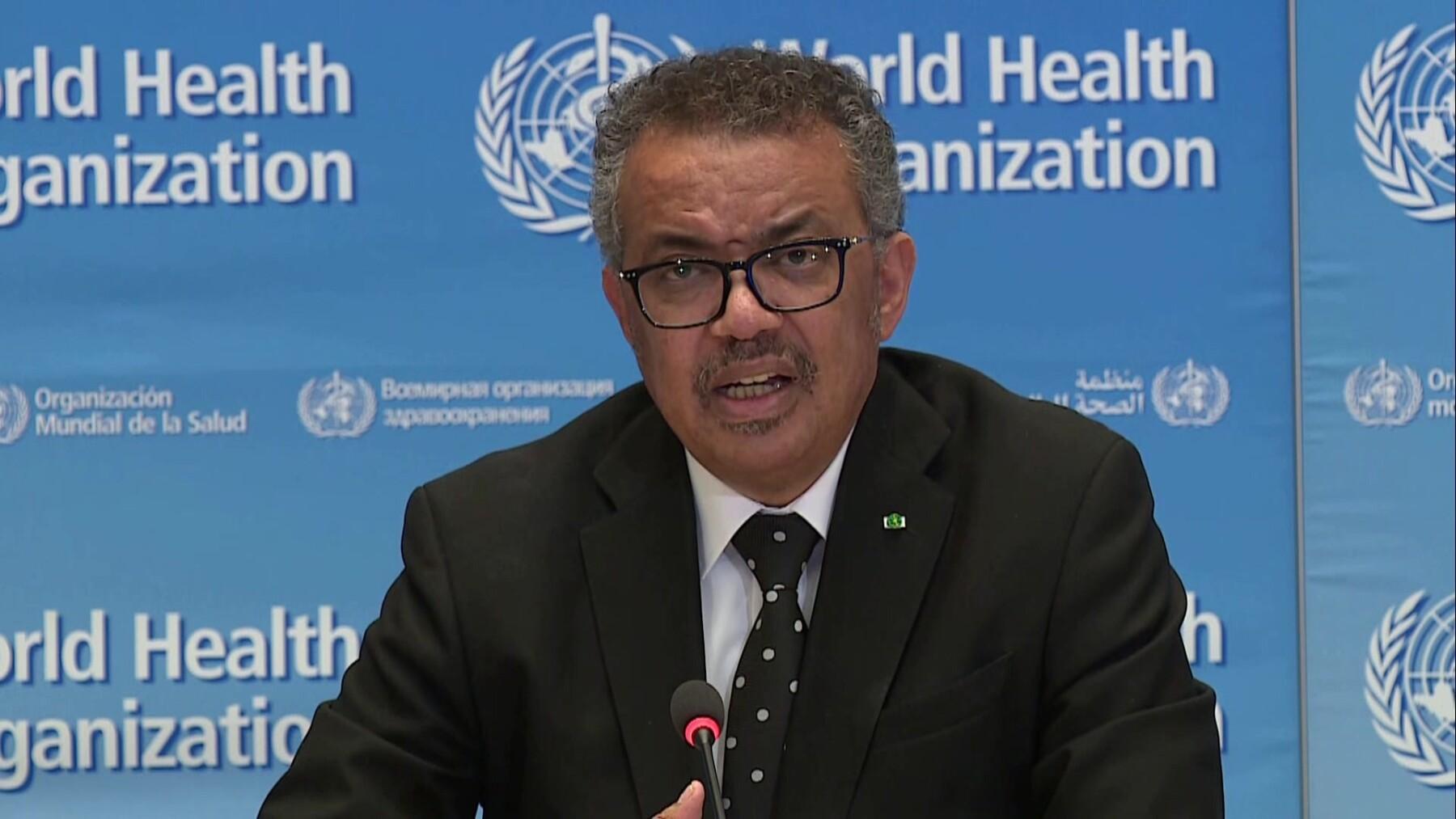 """La OMS pide """"atacar"""" a la pandemia aplicando pruebas a todos los casos"""