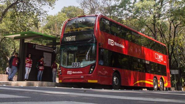 metrobus - linea - siete