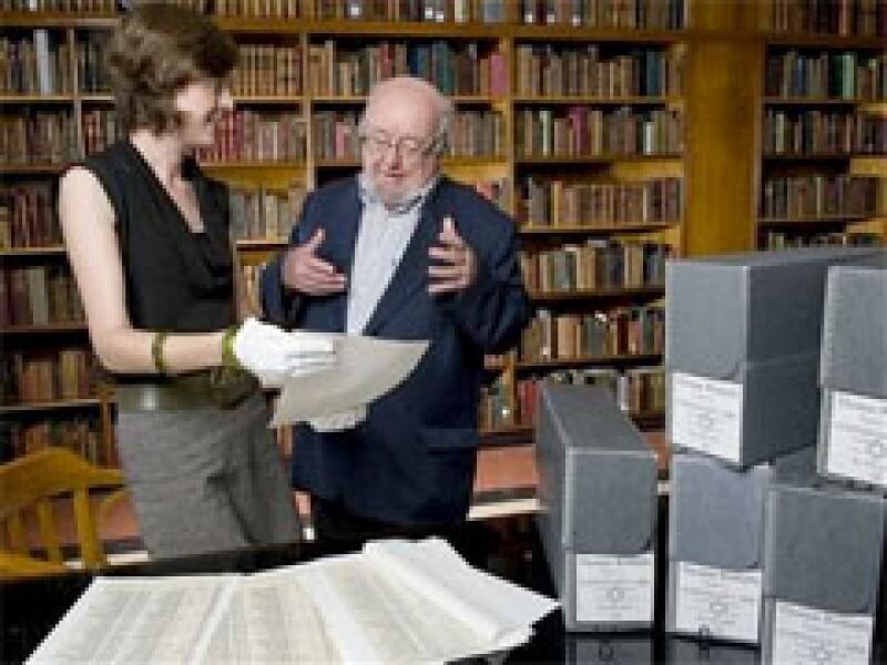 Un investigador encontró 6 cajas que contienen copias al carbón de la famosa Lista de Schindler. (Foto: AP)