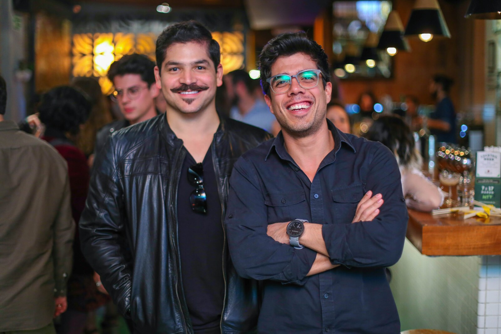 Masterclass by Paulo Figueiredo en Monterrey