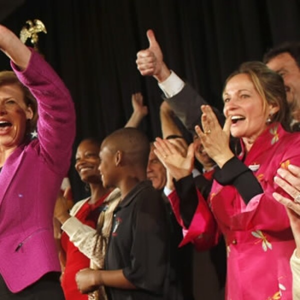 senadora democrata lesbiana