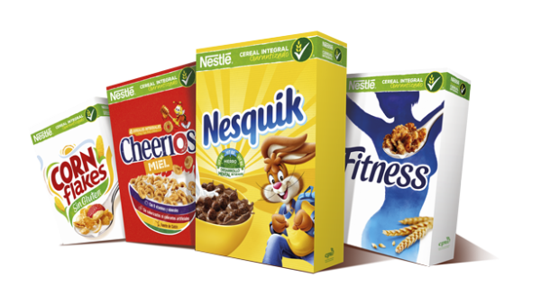 Nestl� cereales