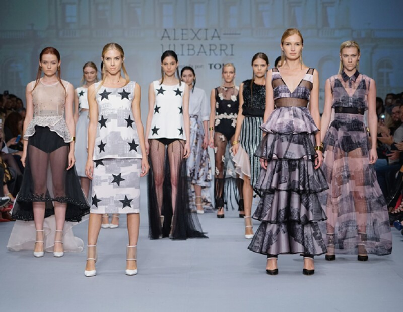 La colección Augusta de Alexia Ulibarri está inspirada en Augusta de Sanjonia-Gotha, princesa de Gales.