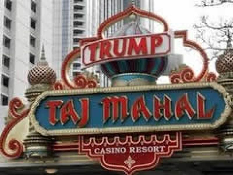 Trump Entertainment Resorts es propiedad de Donald J. Trump, Franklin Mutual Advisers, Morgan Stanley y Sam Chang.  (Foto: AP)