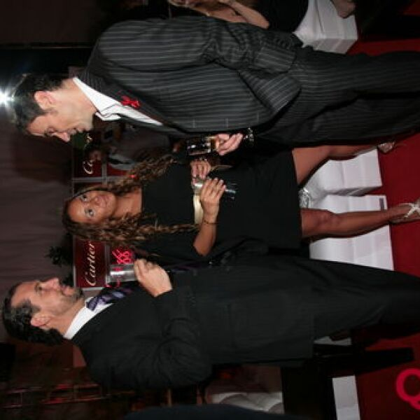 Ernesto Barberi, Martha Barberi, David Brunet