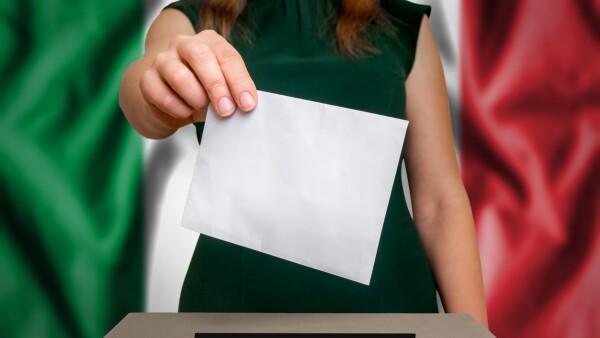 candidata política