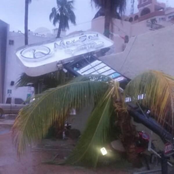 Cabo San Lucas Odile 2