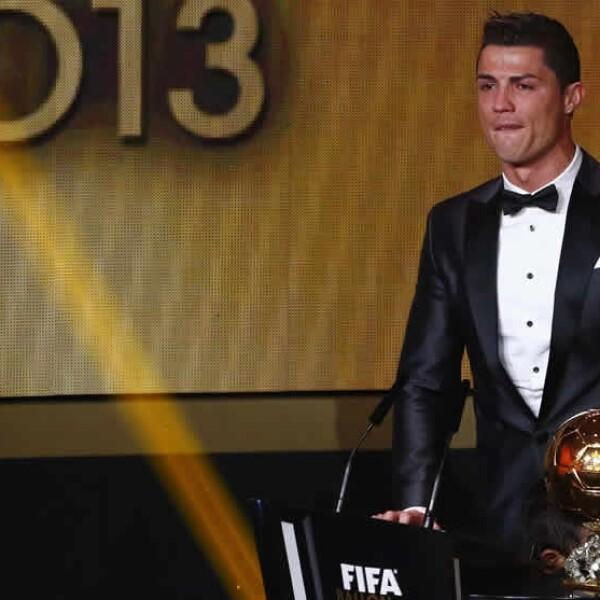 Balón de Oro Ronaldo 4