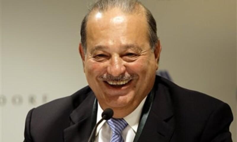 De acuerdo con el diario USA Today, Carlos Slim Helú participa en el proyecto a través de Grupo Financiero Inbursa. (Foto: Reuters)