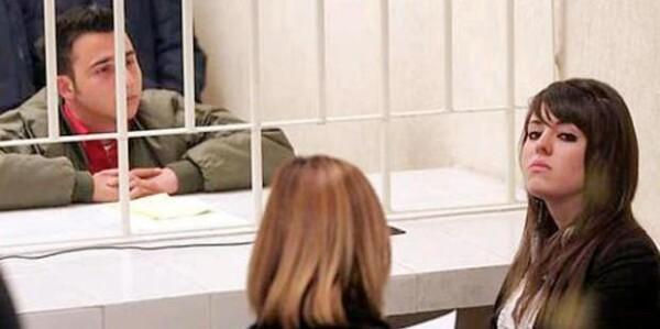 Diego y Erika se enfrentaron cara a cara durante el caso.
