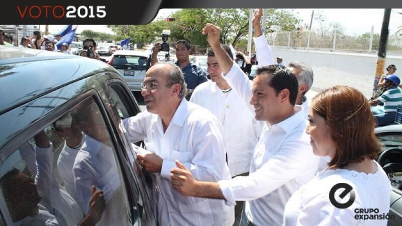 Campaña Mérida