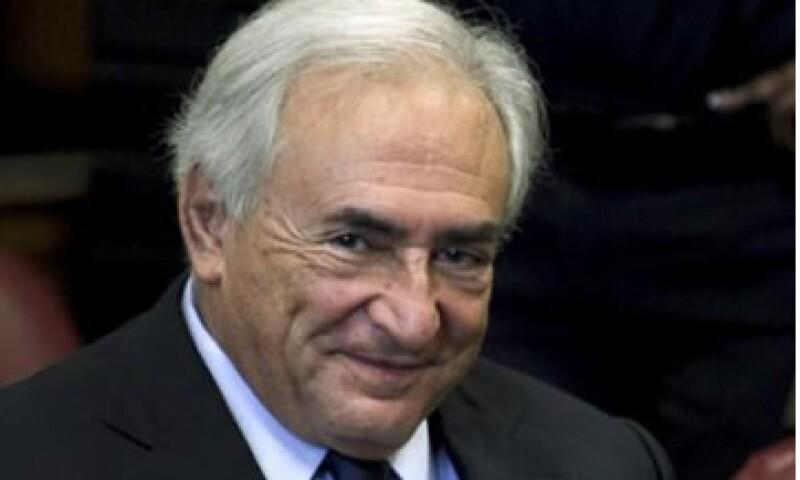 Strauss-Kahn no puede abandonar NY (Foto: Reuters)