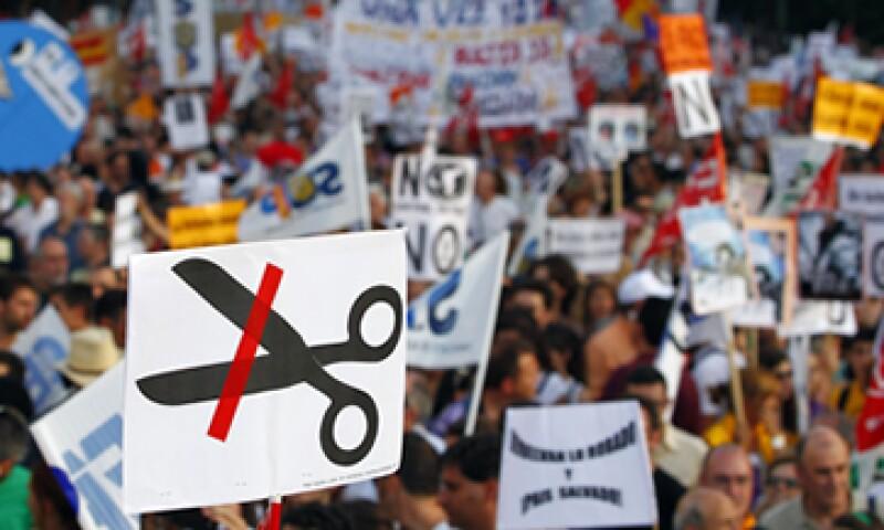 La administración de Murcia trató de matizar las declaraciones de su jefe del Gobierno. (Foto: AP)