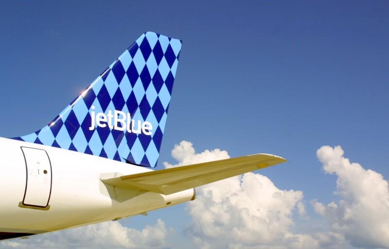 JetBlue llegó a México en 2006 e inició operaciones en el AICM en este mes. (Foto: Reuters )