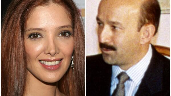 Adela Noriega y Carlos Salinas de Gortari