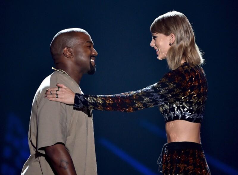Los cantantes ya habían limado asperezas, ¿qué hará Taylor al respecto?