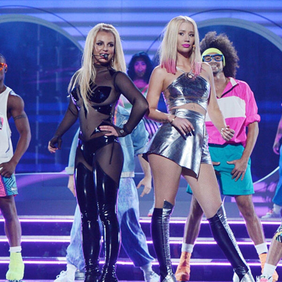 ¿Iggy Azalea culpa a Britney Spears por el fracaso de 'Pretty Girls'?