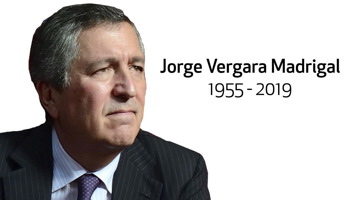 Fallece Jorge Vergara, dueño del Deportivo Guadalajara y Grupo Omnlife - Quién