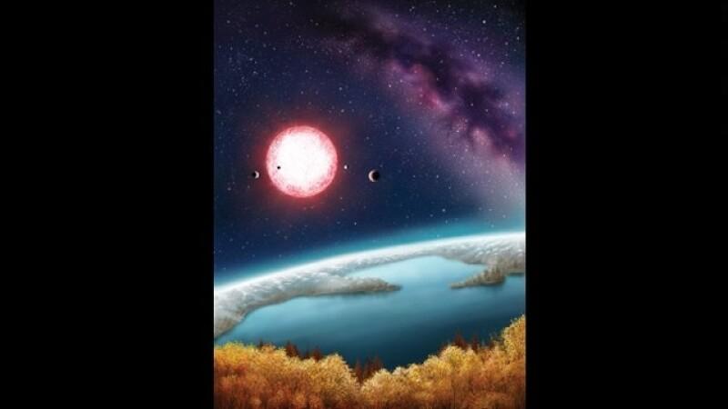 planeta gemelo tierra kepler