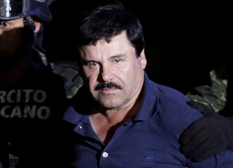Joaquín Chapo Guzmán abogado defensa