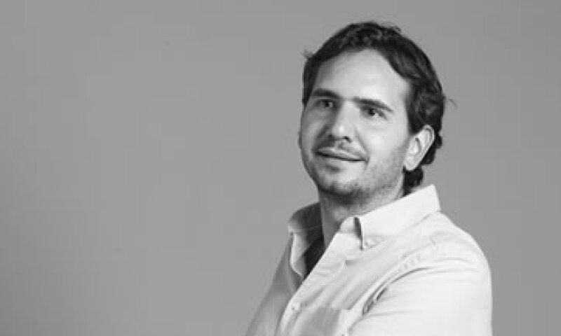 El director de Estrategia Institucional de Yomol A'Tel tiene 30 años. (Foto: Ana Blumenkron / Expansión)