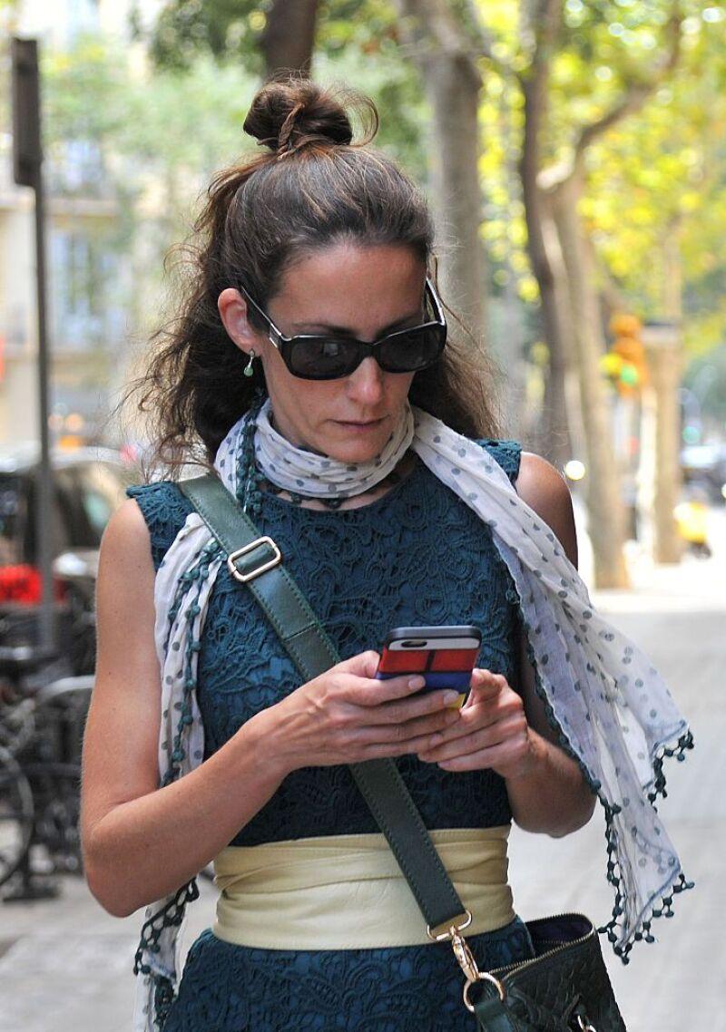 Celebrities Sighting In Barcelona - July 27, 2016
