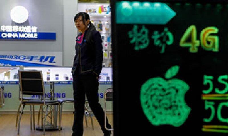 A partir del 25 de diciembre las personas interesadas podrán registrarse en la página de China Mobile. (Foto: Reuters)