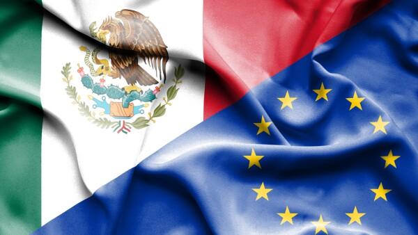 TLCUEM México Unión Europea