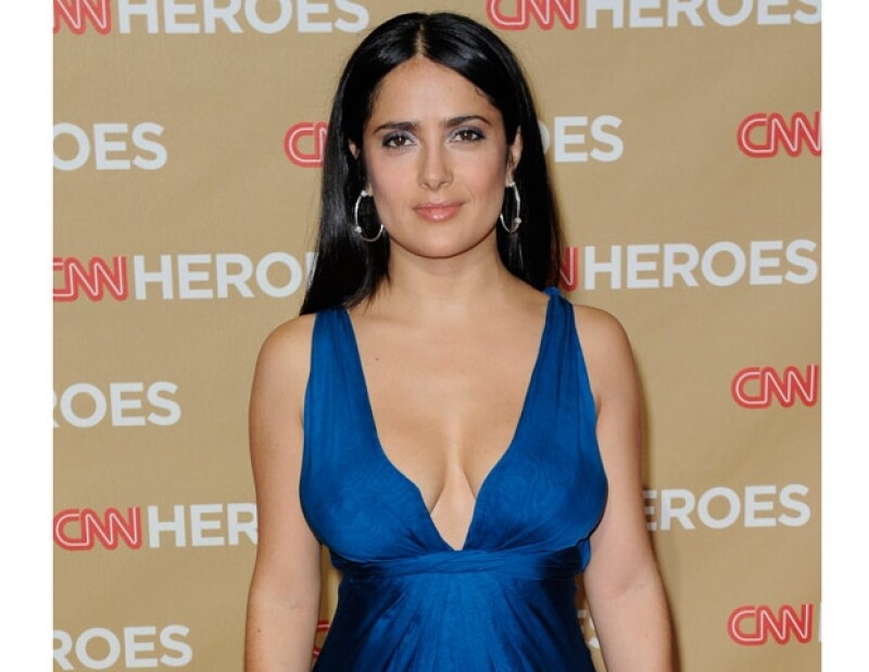 Salma Hayek ha conquistado Hollywood.