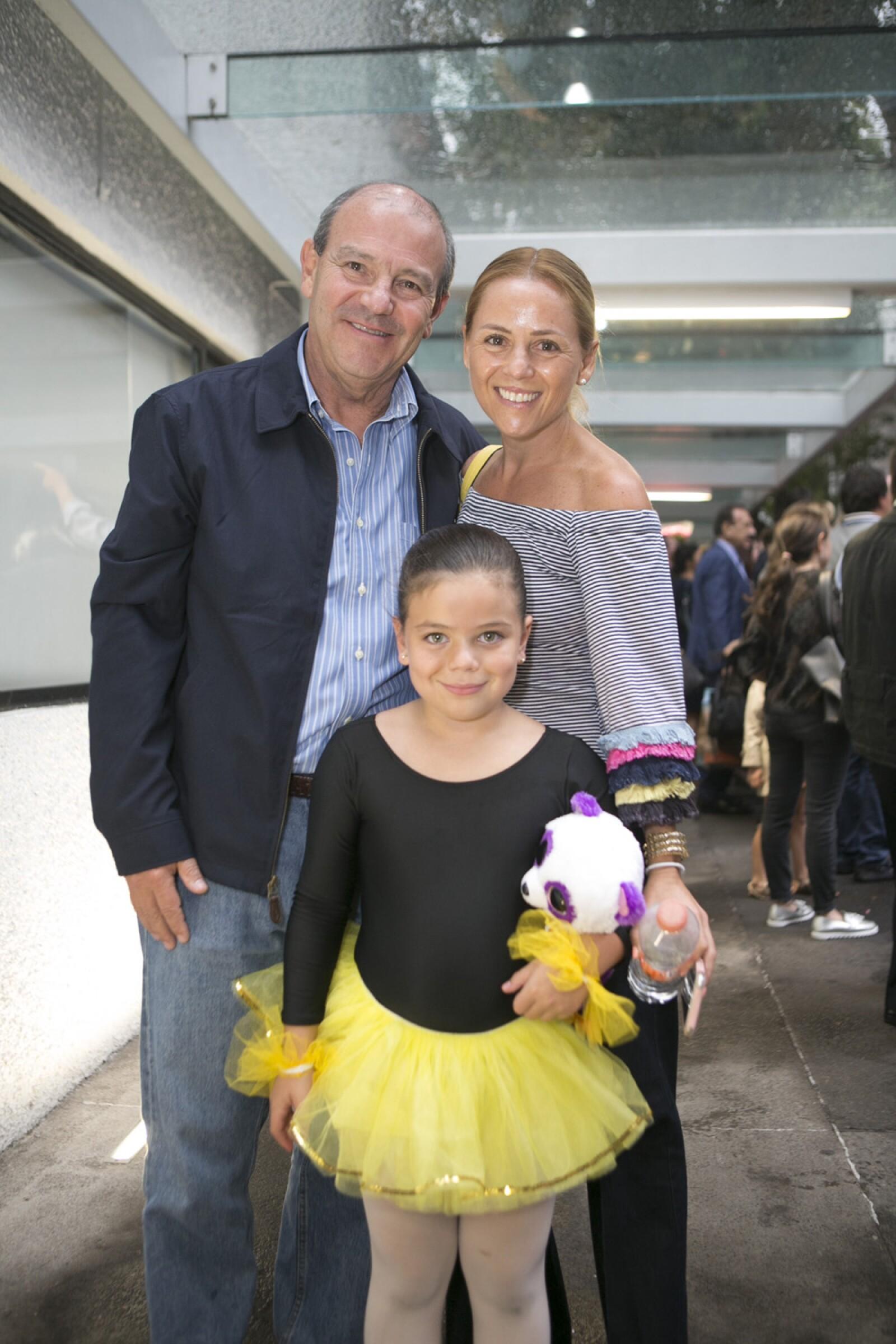 Festival de la academia de ballet Let's Dance Studio