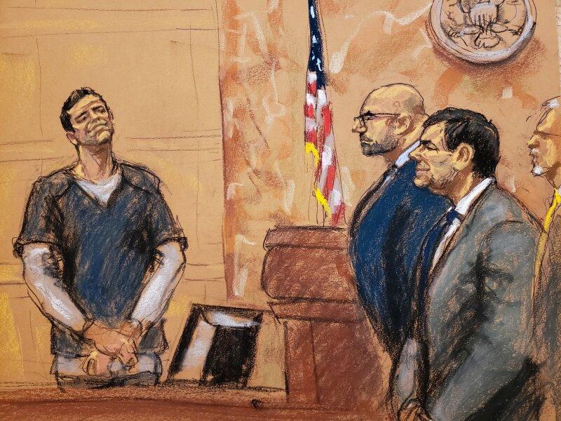 Vicentillo Zambada Chapo Guzmán juicio